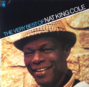 Nat 'King' Cole ‎- The Very Best Of Nat 'King' Cole (LP) (VG/G++)